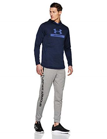 Under Armour Men's UA MK-1 Terry Graphic Hoodie Image 6