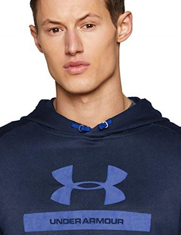 Under Armour Men's UA MK-1 Terry Graphic Hoodie Image 7