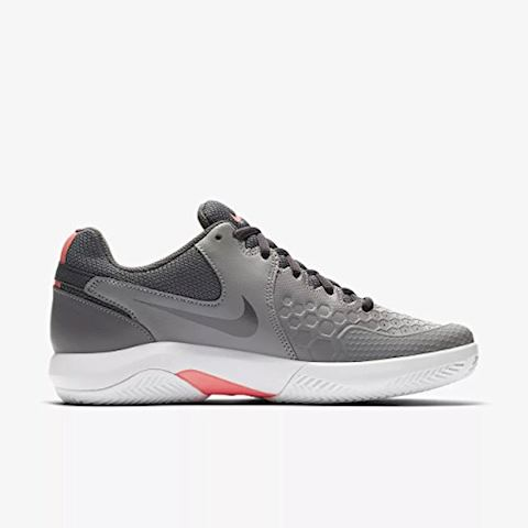 NikeCourt Air Zoom Resistance Women's Tennis Shoe - Grey Image 2