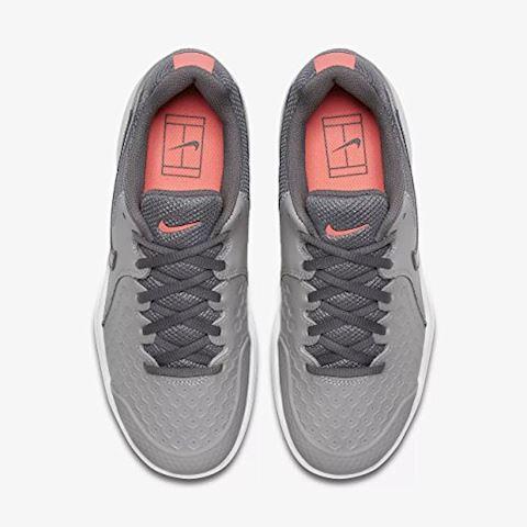 NikeCourt Air Zoom Resistance Women's Tennis Shoe - Grey Image 3