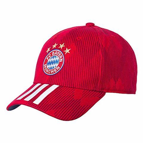 adidas Bayern München Cap 3S - FCB True Red/White