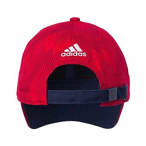 2139fd865c1 adidas Bayern München Cap 3S - FCB True Red White Image 2