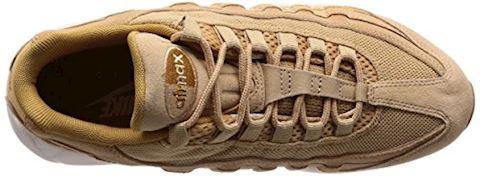 Nike Air Max 95 Premium SE Men's Shoe - Brown Image 7