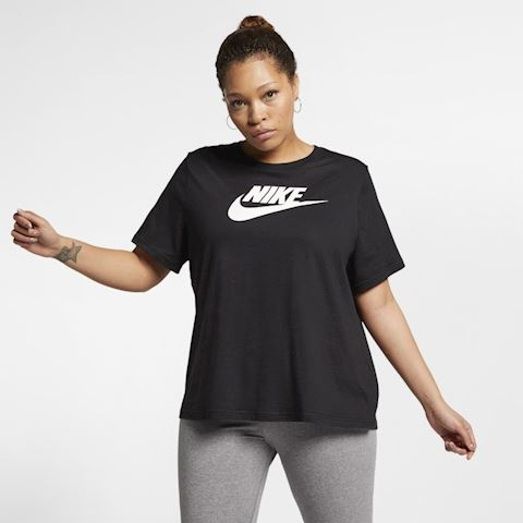 5e3e39b9eaf Nike Plus Size - Sportswear Essential Women s T-Shirt - Black Image