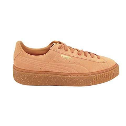 Puma Suede Platform Speckle - Women Shoes Image