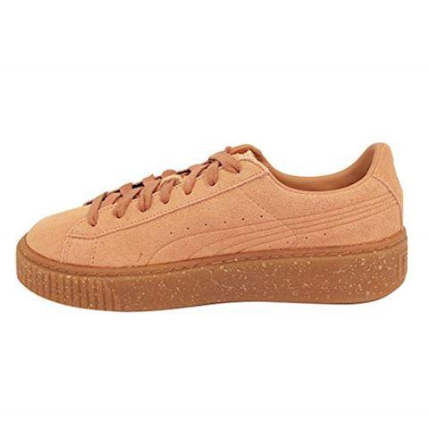 Puma Suede Platform Speckle - Women Shoes Image 3