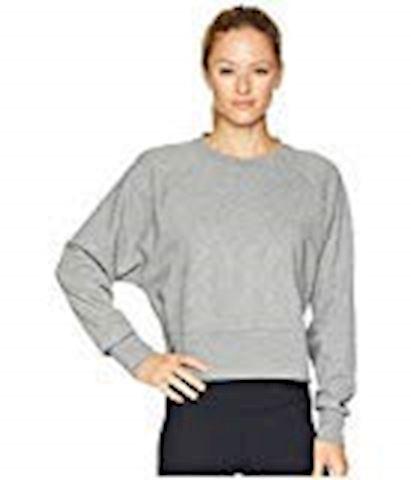 Nike Versa Women's Long-Sleeve Training Top - Grey Image 11