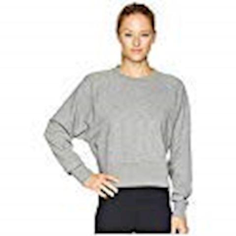 Nike Versa Women's Long-Sleeve Training Top - Grey Image 12
