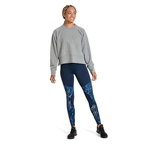 Nike Versa Women's Long-Sleeve Training Top - Grey Image 7
