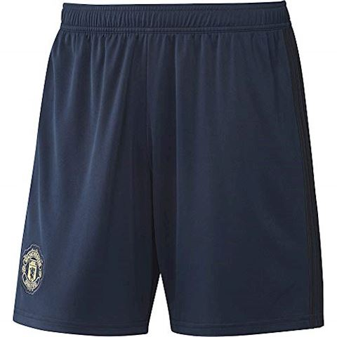 adidas Manchester United Mens Third Shorts 2018/19 Image