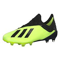 aeaa3b7ab529 adidas X 18.1 Firm Ground Boots