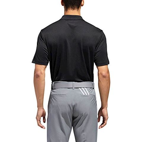 adidas Bold 3-Stripes Polo Shirt Image 2