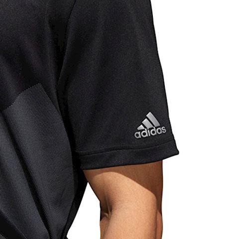 adidas Bold 3-Stripes Polo Shirt Image 3