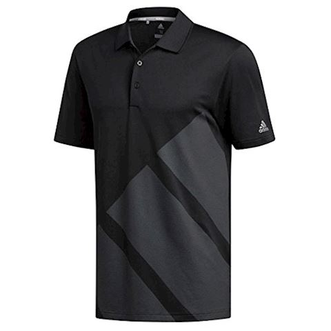 adidas Bold 3-Stripes Polo Shirt Image 4