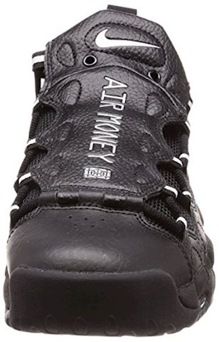 Nike Air More Money Men's Shoe - Black Image 4