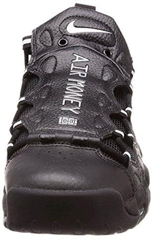 Nike Air More Money Men's Shoe - Black Image 4