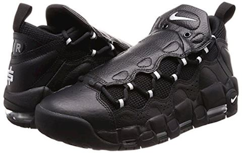 Nike Air More Money Men's Shoe - Black Image 5