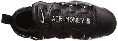 Nike Air More Money Men's Shoe - Black Image 7