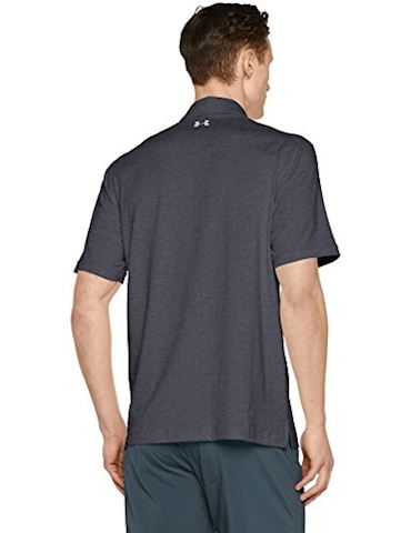 Under Armour Men's Charged Cotton Scramble Polo Image 2