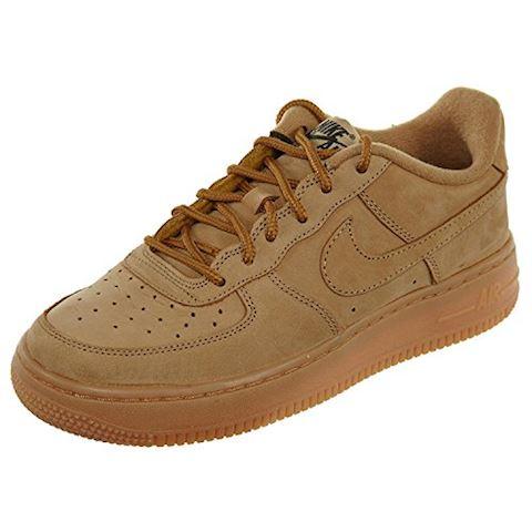 44a121ca6b1fc1 Nike Air Force 1 Winter Premium Older Kids  Shoe - Gold Image