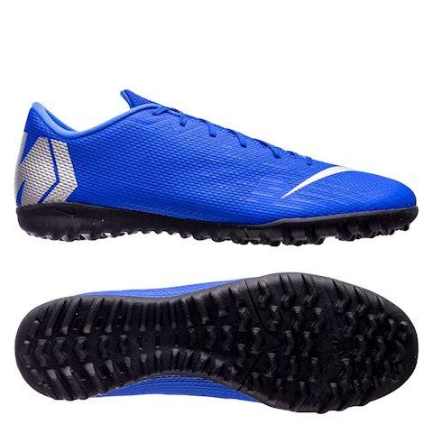 Nike MercurialX Vapor XII Academy Turf Football Shoe - Blue Image