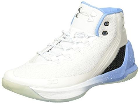 Under Armour Men's UA Curry Three Basketball Shoes Image 12