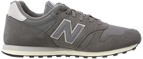 New Balance  ML373  men's Shoes (Trainers) in Grey Image 6