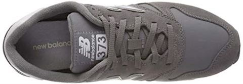 New Balance  ML373  men's Shoes (Trainers) in Grey Image 7