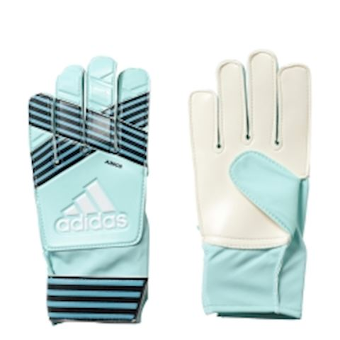 adidas Goalkeeper Gloves ACE Junior Ocean Storm - Energy Aqua/Energy Blue/Legend Ink Kids
