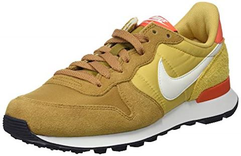 Nike  INTERNATIONALIST W  women's Shoes (Trainers) in Brown Image