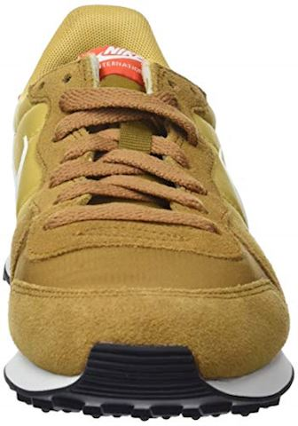 Nike  INTERNATIONALIST W  women's Shoes (Trainers) in Brown Image 4