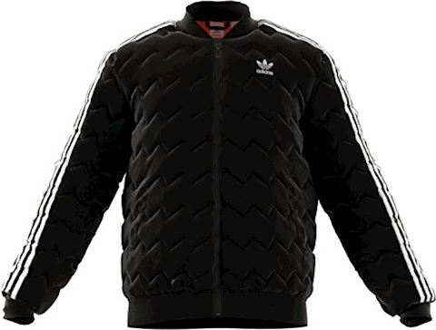 adidas SST Quilted Jacket Image