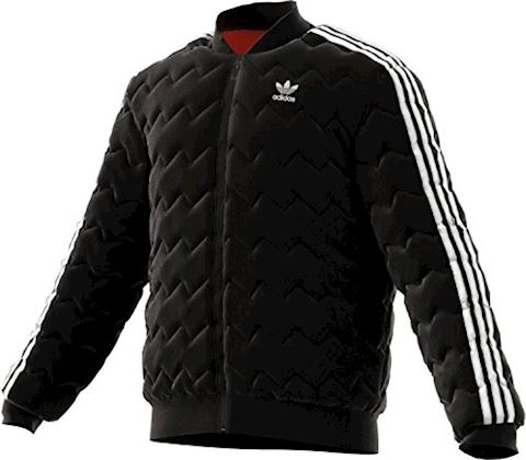 adidas SST Quilted Jacket Image 3
