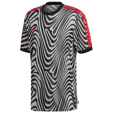 adidas Training T-Shirt Tango - Black/White Image