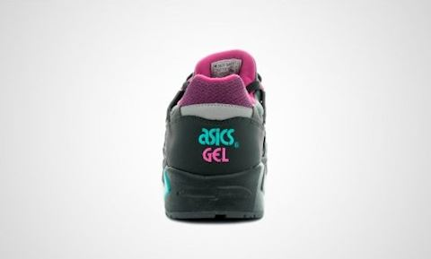 Asics Gel-DS Trainer OG White/ Black Image 9