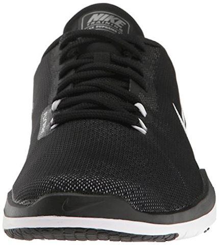 Nike Flex Supreme TR 5 Women's Training Shoe - Black Image 4