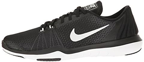 Nike Flex Supreme TR 5 Women's Training Shoe - Black Image 5
