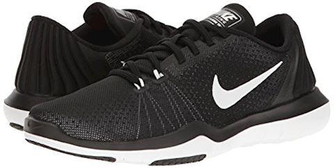 Nike Flex Supreme TR 5 Women's Training Shoe - Black Image 6
