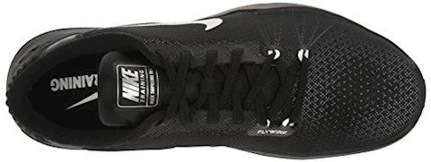 Nike Flex Supreme TR 5 Women's Training Shoe - Black Image 8