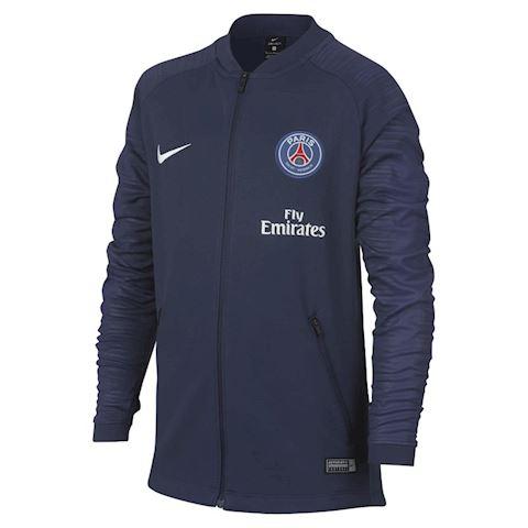 Nike Paris Saint Germain Anthem Older Kids' Football Jacket Blue
