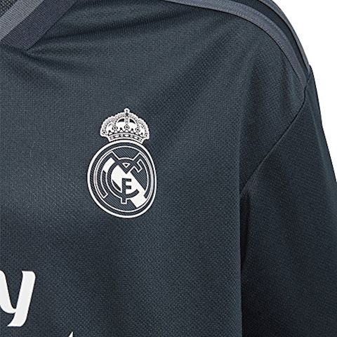 adidas Real Madrid Kids SS Away Shirt 2018/19 Image 4