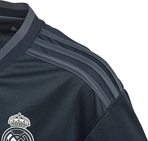 adidas Real Madrid Kids SS Away Shirt 2018/19 Image 5