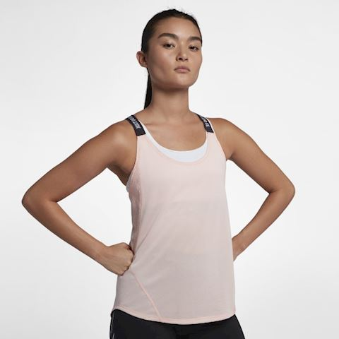 Nike Dri-FIT Elastika Women's Training Tank Top - Pink Image