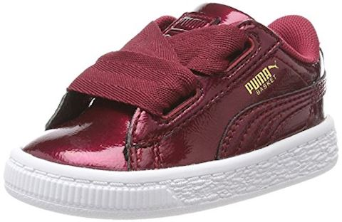 Puma Basket Heart Glam Pack - Baby Shoes Image