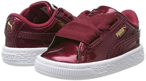 Puma Basket Heart Glam Pack - Baby Shoes Image 5