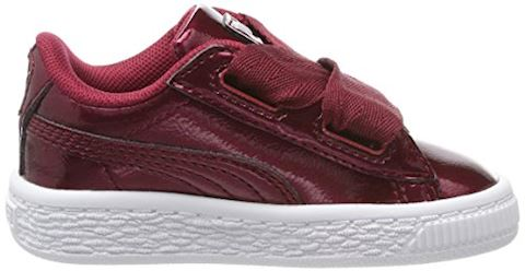 Puma Basket Heart Glam Pack - Baby Shoes Image 6