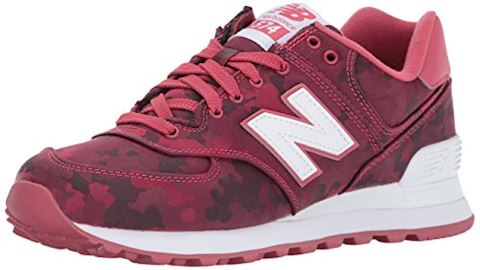 New Balance 574 Camo Women's Shoes Image