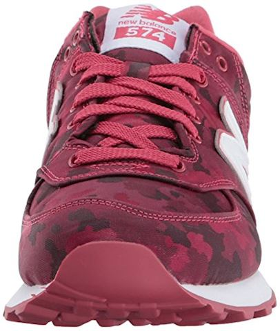 New Balance 574 Camo Women's Shoes Image 4