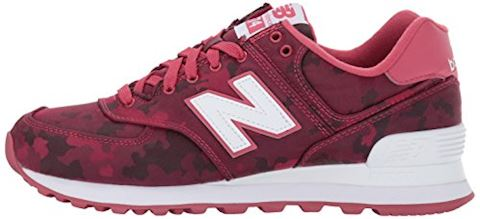 New Balance 574 Camo Women's Shoes Image 5