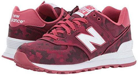 New Balance 574 Camo Women's Shoes Image 6